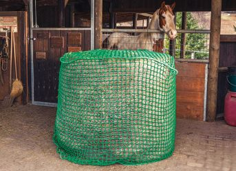 Hay Net for Round Bales (30 mm Mesh)