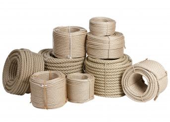 Kunststoffseil aus Polypropylen - Trosse