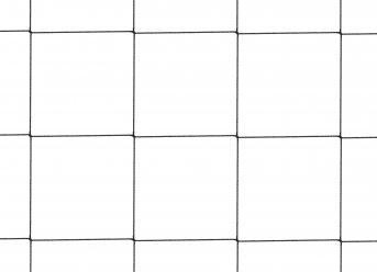 Volierennetz per m² (nach Maß)