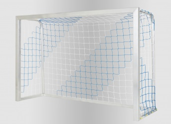 Soccer Goal Net by the m² (Custom-Made), Two-Colored