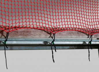 Guardrail Net 2.00 x 5.00 m with Isilink Clips