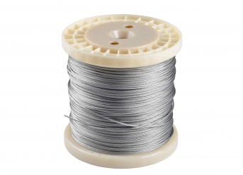 Steel Cable 2 mm - Fixed-Length Coil (250 m)