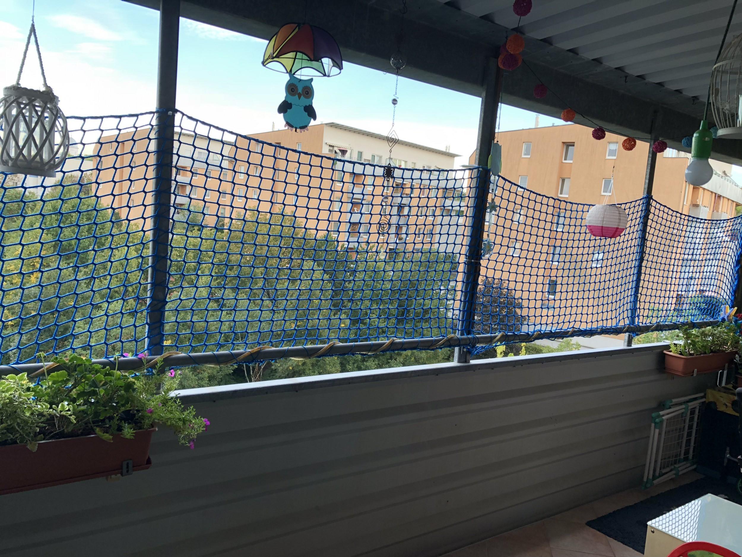 Balkon Sicherheitsnetze Per M Schutznetze24